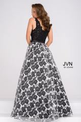 JVN47921 Black/Ivory back