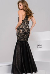JVN48702 Black/Nude back