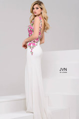 JVN50045 White/Multi back