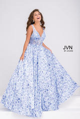 JVN50050 White/Blue front