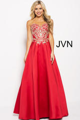 JVN50070 Red front