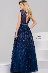 JVN51158 Navy back