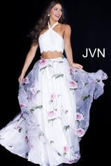 JVN53060 White/Multi front