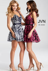 JVN53382 Black/Fuchsia multiple