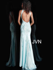 JVN55869 Light Blue back