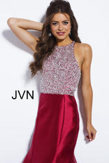 JVN57615 Burgundy detail