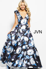 JVN57616 Black/Blue front