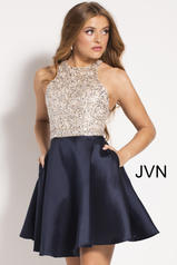 JVN57782 Navy detail