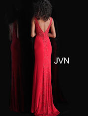 JVN58124 Red back