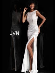 JVN61691 White/Gold front