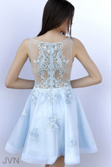 JVN62715 Light Blue back