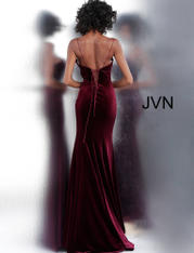 JVN63568 Burgundy back