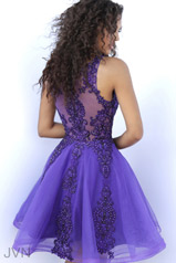 JVN63907 Purple back