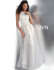 JVN64157 Silver/Nude front