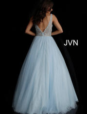JVN67134 Pale/Blue back