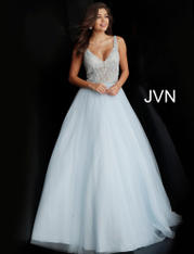 JVN67134 Pale/Blue front