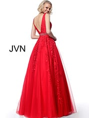 JVN68258 Red back