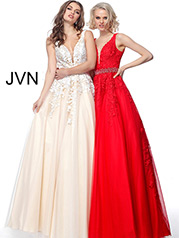 JVN68258 Red multiple