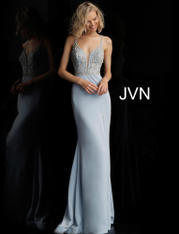 JVN68317 Light Blue front