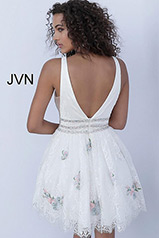 JVN65819 Ivory/Multi back