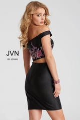 JVN56026 Black/Multi back
