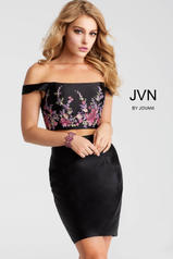 JVN56026 Black/Multi front