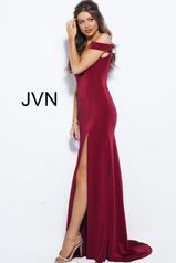 JVN57297 Burgundy detail
