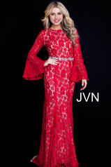 JVN58144 Red front