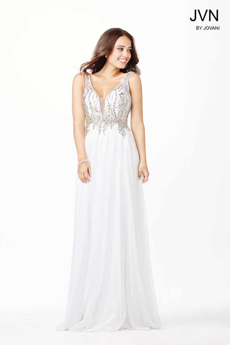 0cf10c0cde81 JVN Prom by Jovani JVN22241 Coco's Chateau Gowns: Prom, Pageant, & more