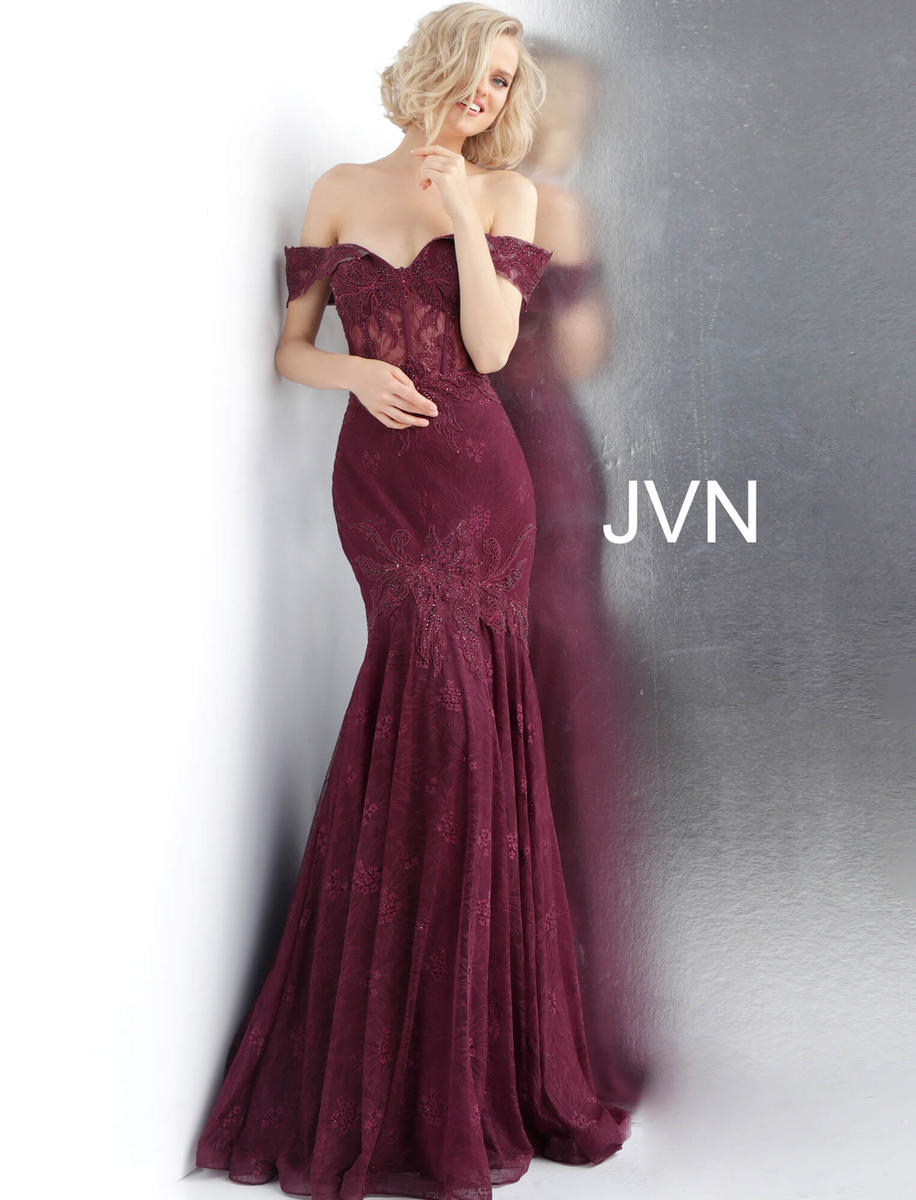 76e9f147584b JVN Prom by Jovani JVN66981 Coco's Chateau Gowns: Prom, Pageant, & more