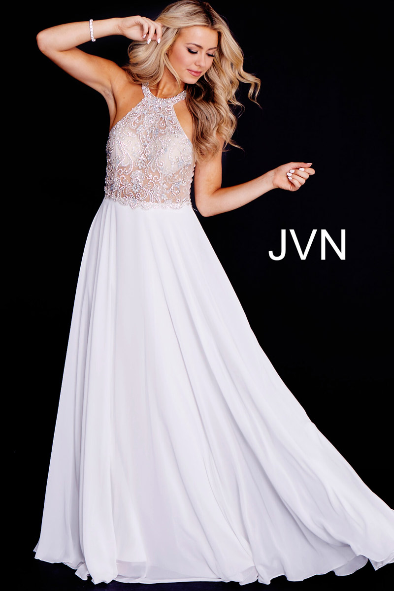 952317a5d60f JVN Prom by Jovani JVN50064 Coco's Chateau Gowns: Prom, Pageant, & more