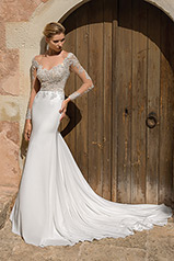 88037 Ivory/Silver/Nude front