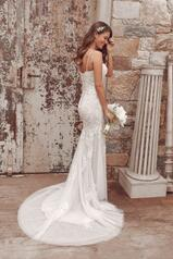 88156 Ivory/Ivory/Silver/Nude back
