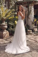 88162 Ivory/Silver/Nude back
