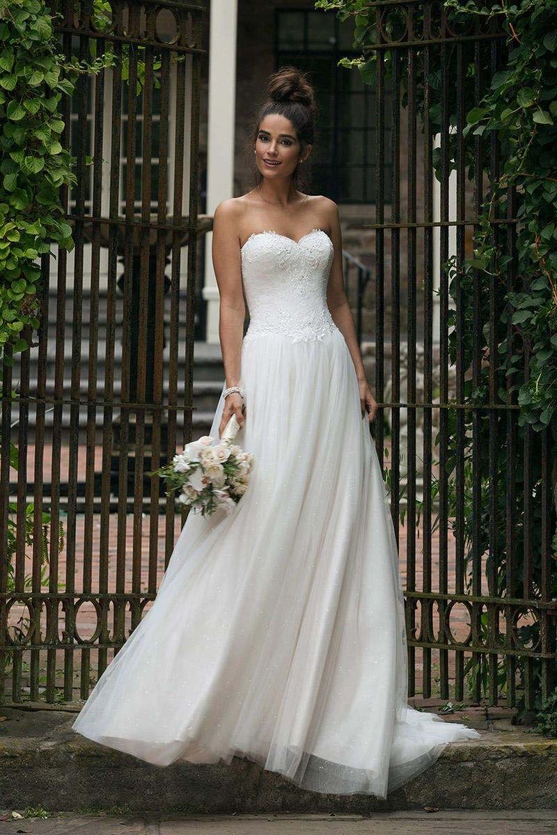 Sincerity Bridal 44065