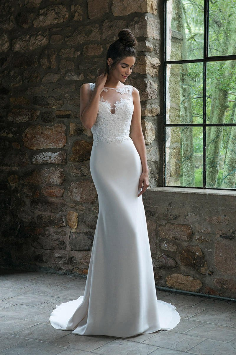 Sincerity Bridal 44066