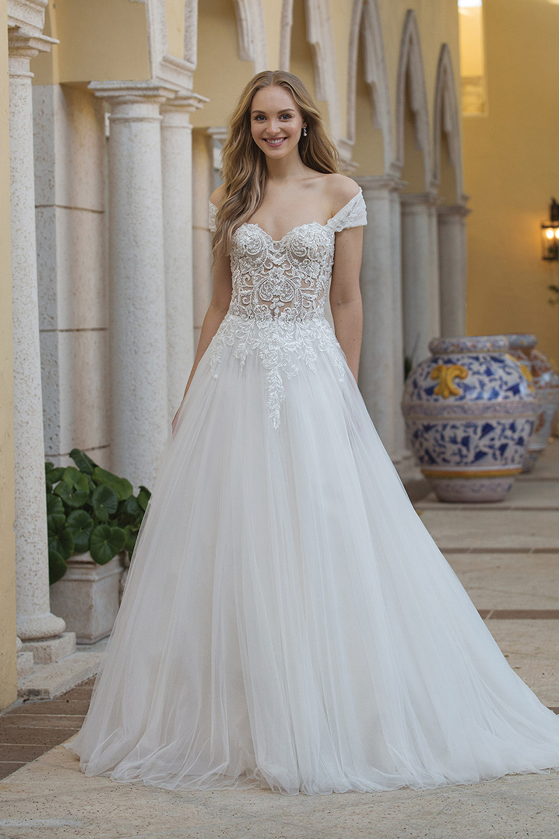 Sincerity Bridal 44076