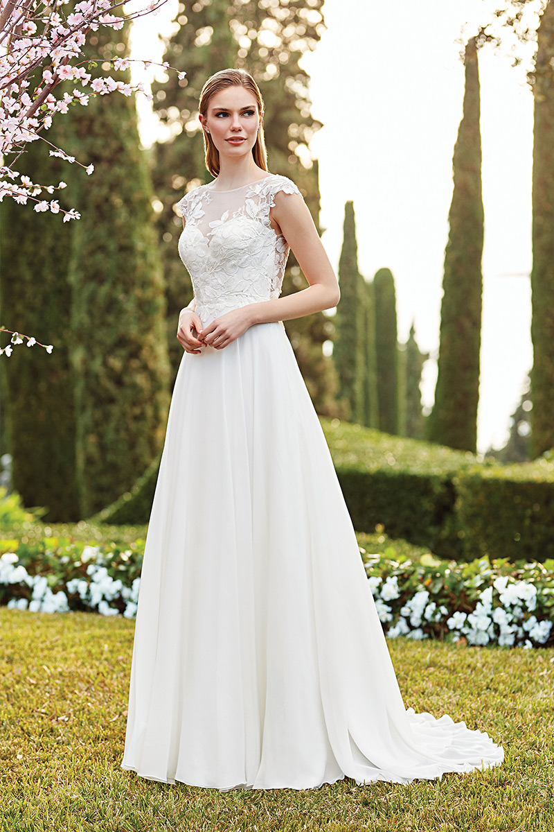 Sincerity Bridal 44159