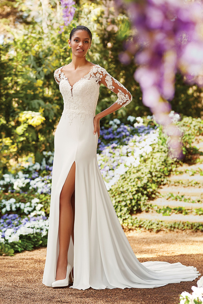 Sincerity Bridal 44162