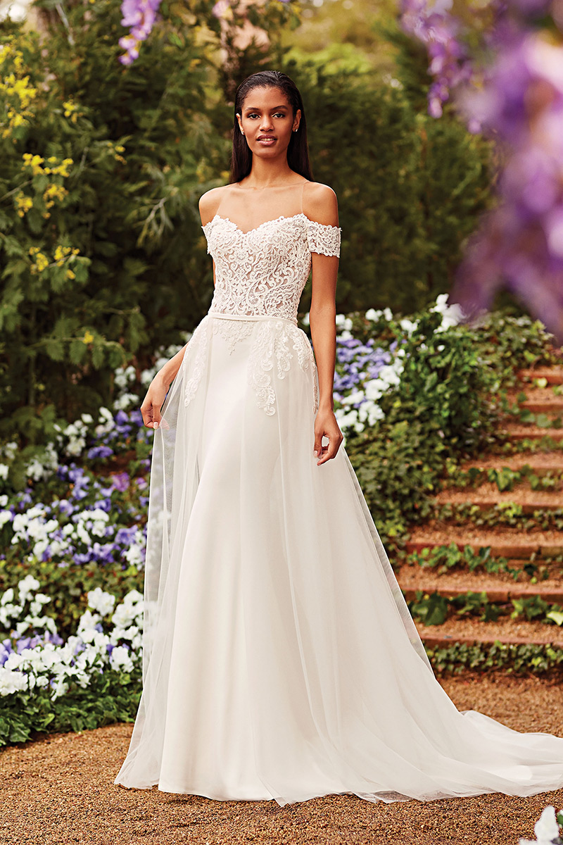 Sincerity Bridal 44167