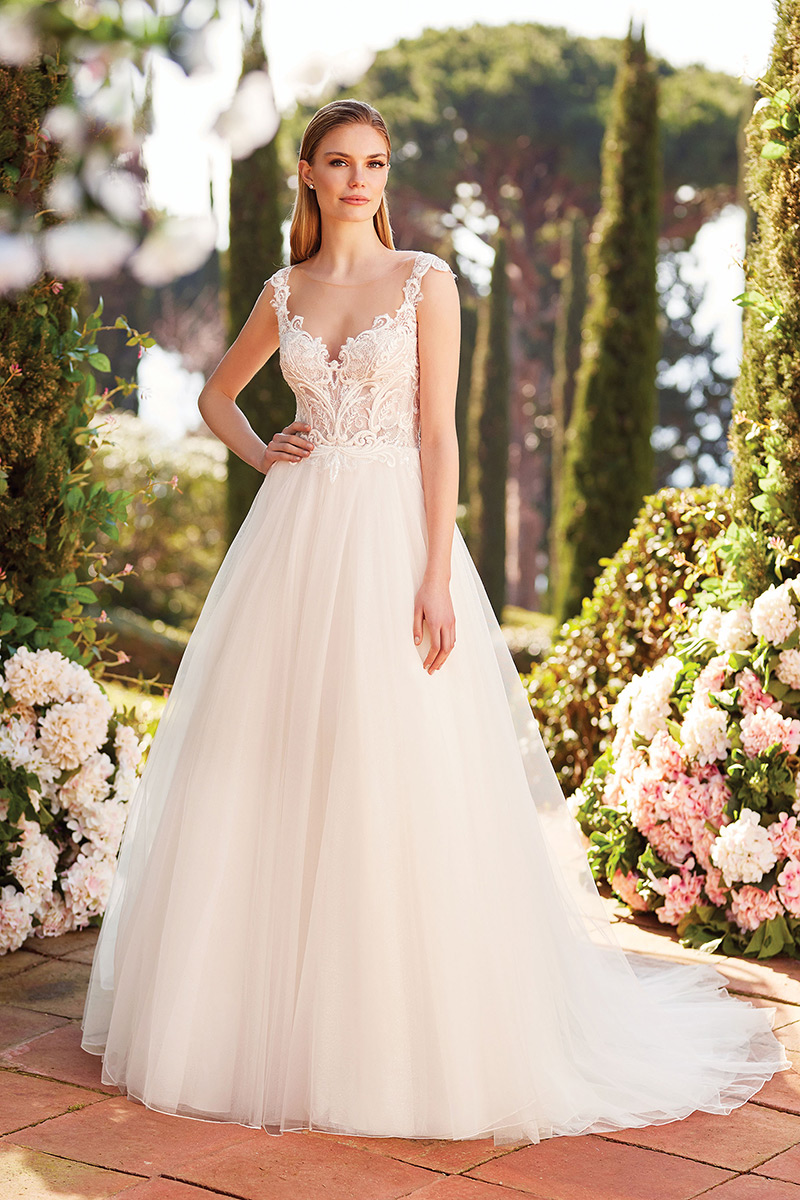 Sincerity Bridal 44168