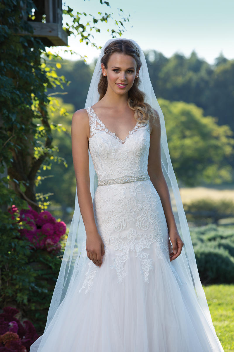 Sincerity Bridal 3978B
