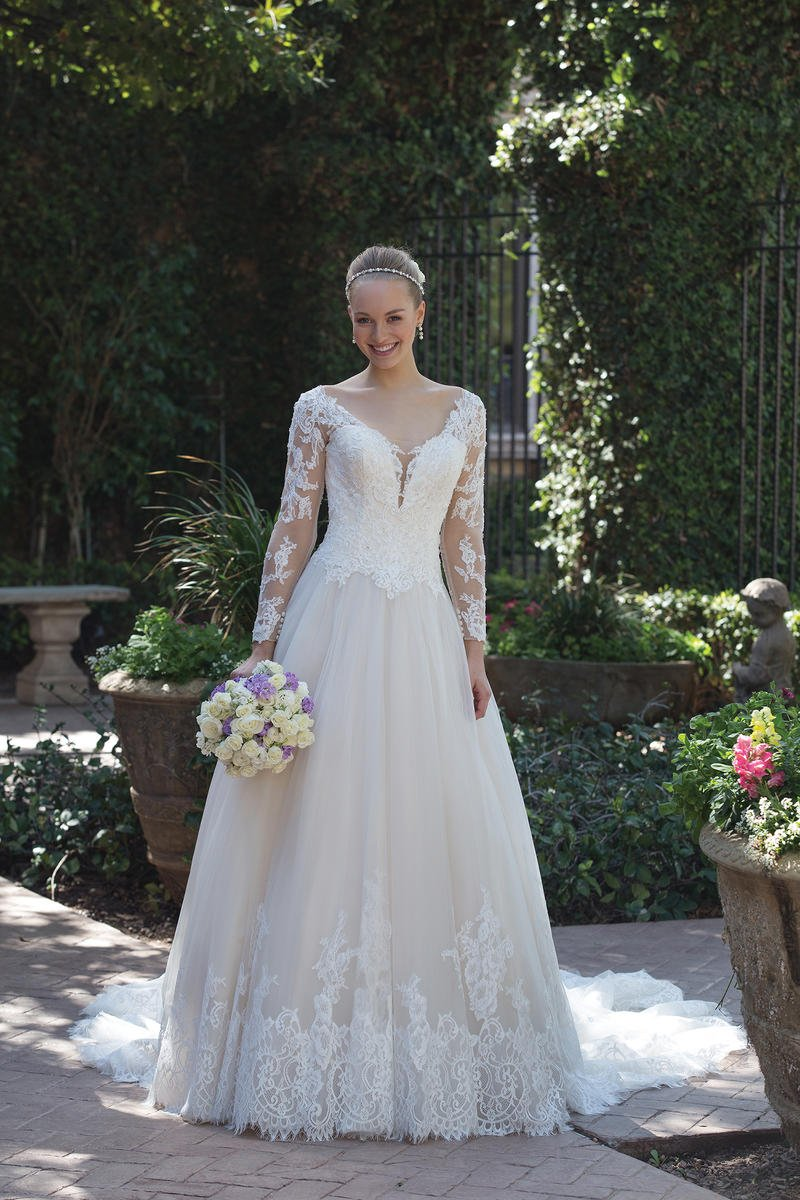 Sincerity Bridal 4025MP