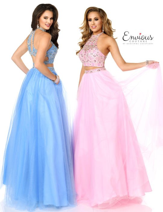 Envious Couture Prom by Karishma