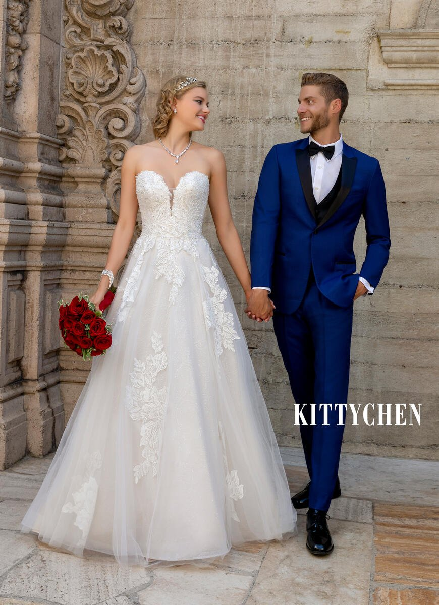 Kitty Chen Bridal H2040