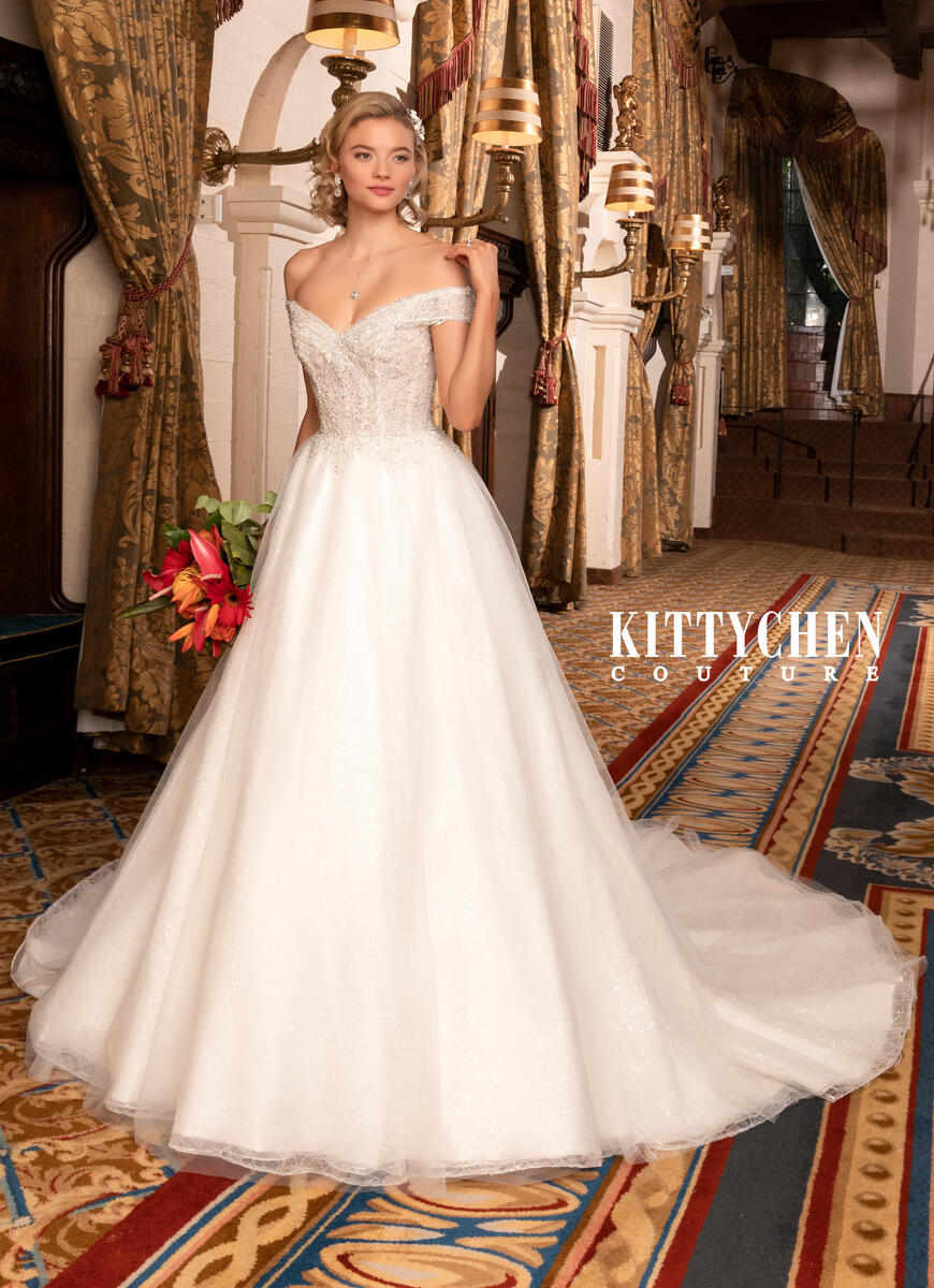 Kitty Chen Bridal K2058