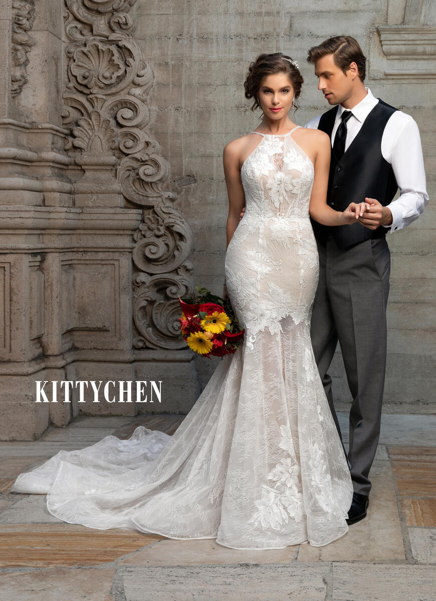 Kitty Chen Bridal H2048