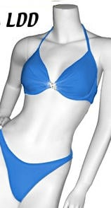 Lady M Swimwear Trim