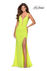 28760 Neon Yellow front
