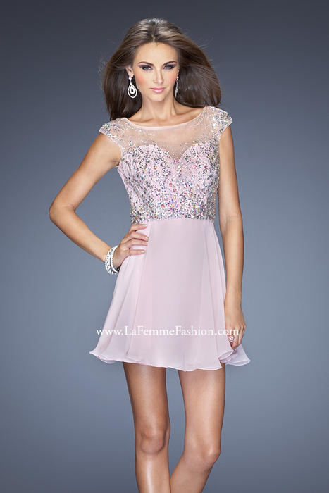 GiGi by La Femme Wedding Gowns, Prom Dresses, Formals, Bridesmaids ...